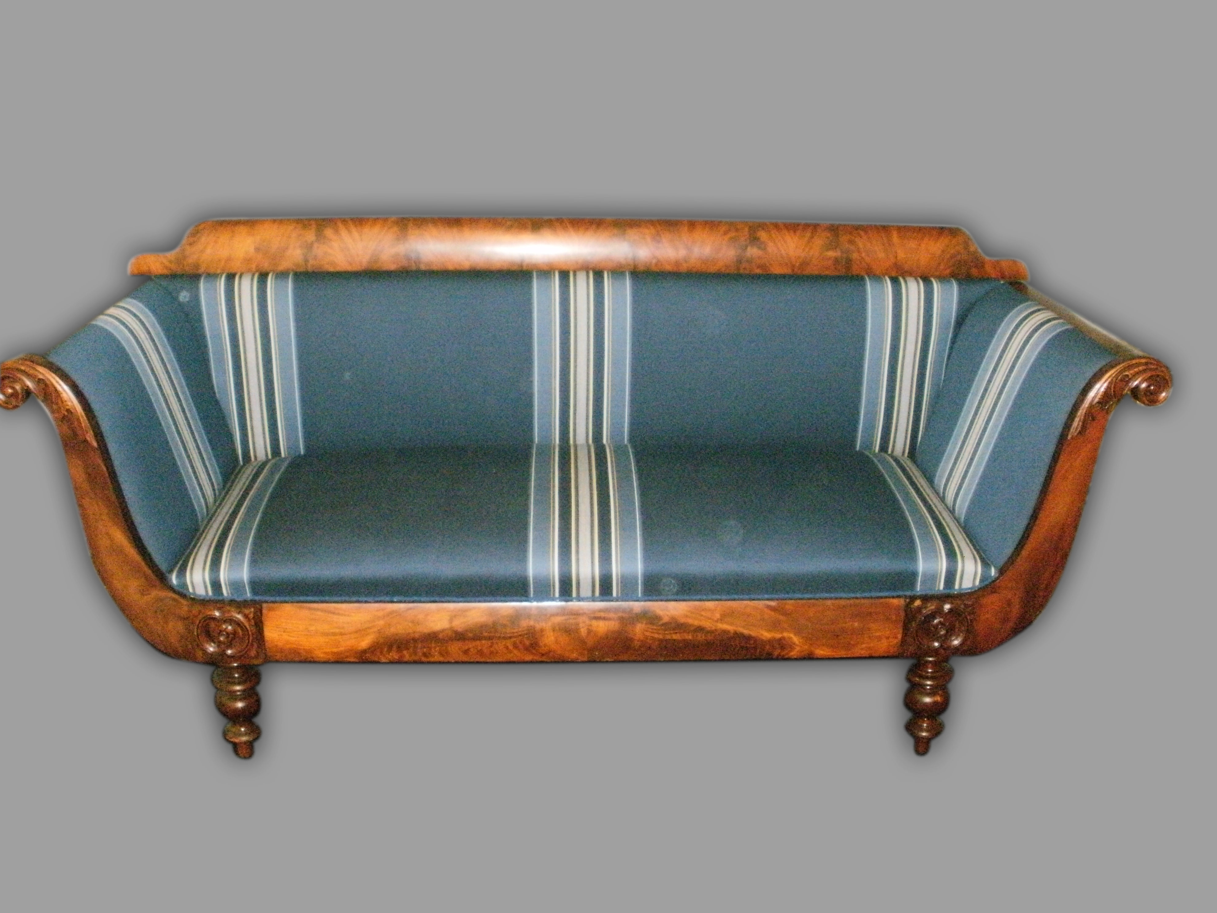 Ompolstring af sofa