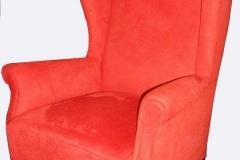Polstring af lænestole
