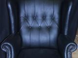 Læder lænestole